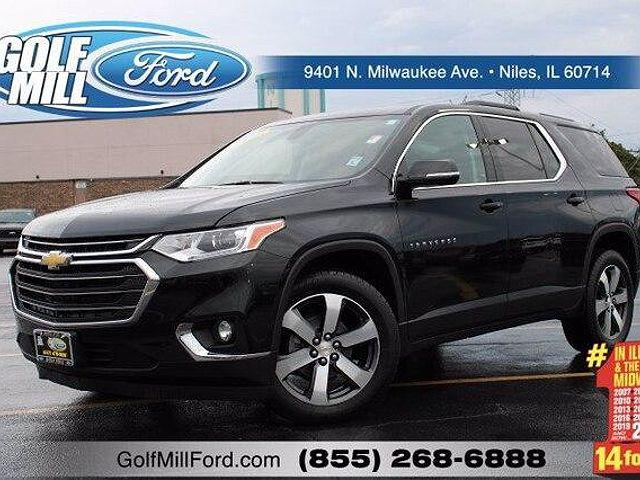 2018 Chevrolet Traverse LT Leather for sale in Niles, IL