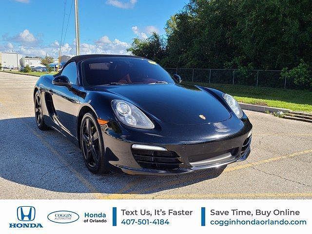 2014 Porsche Boxster 2dr Roadster for sale in Orlando, FL