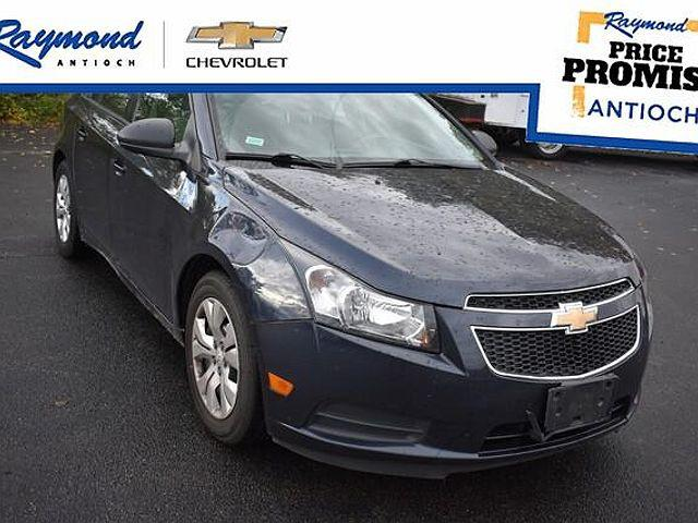 2014 Chevrolet Cruze LS for sale in Antioch, IL