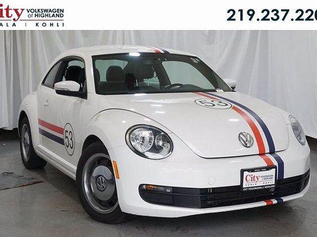 2012 Volkswagen Beetle 2.5L for sale in Highland, IN