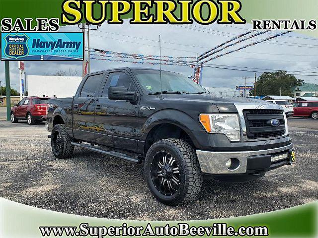 2014 Ford F-150 XLT for sale in Beeville, TX