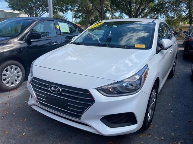 2019 Hyundai Accent SE for sale in Plantation, FL