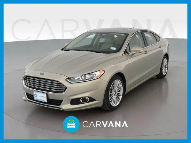 2015 Ford Fusion SE for sale in ,