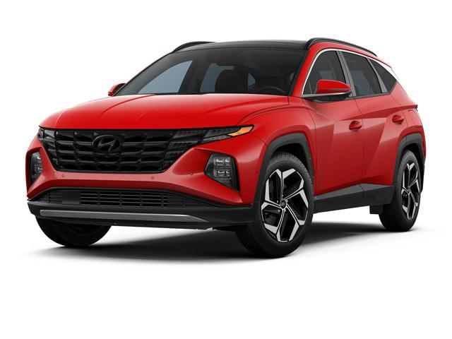2022 Hyundai Tucson Limited for sale in NORTH PLAINFIELD, NJ