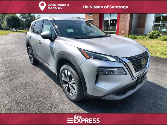 2021 Nissan Rogue SV for sale in Malta, NY