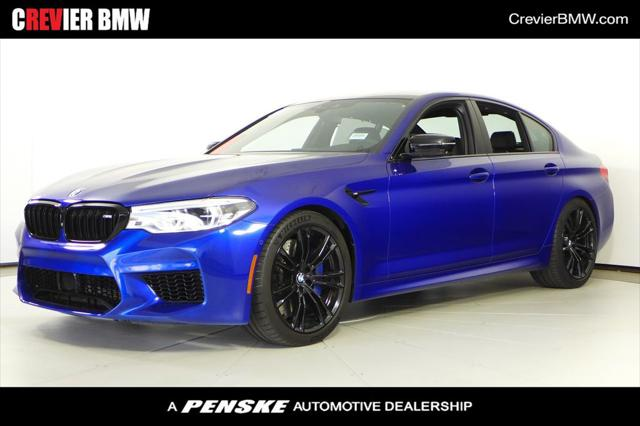 2019 BMW M5 Competition for sale in Santa Ana, CA