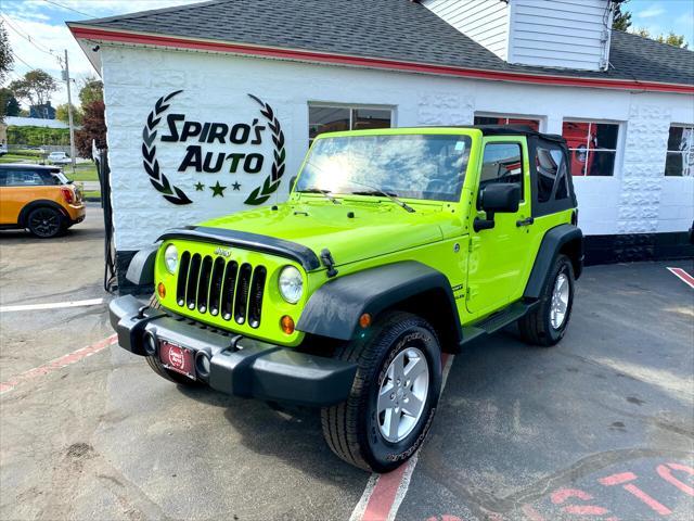 2013 Jeep Wrangler Sport for sale in Peabody, MA