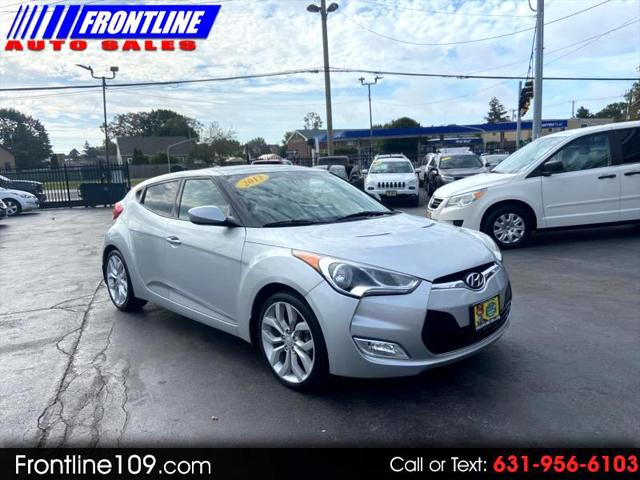 2013 Hyundai Veloster w/Black Int for sale in West Babylon, NY
