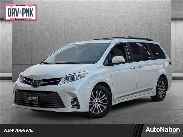 2019 Toyota Sienna XLE for sale in Waco, TX