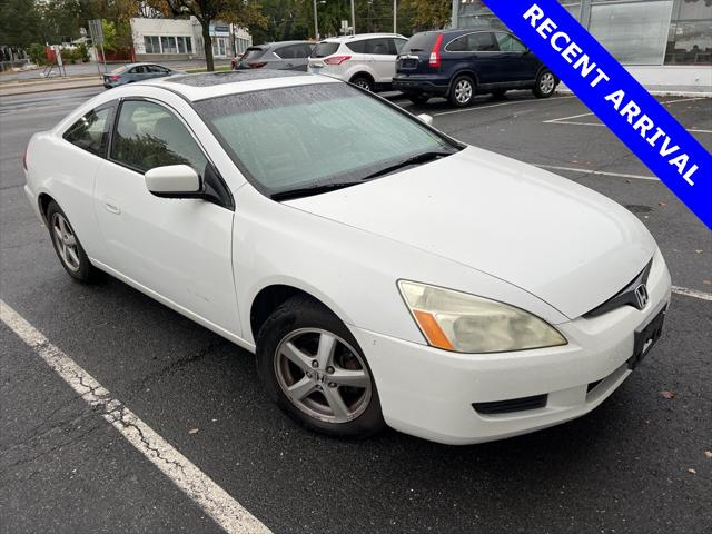 2005 Honda Accord Coupe EX-L for sale in Fairfax, VA