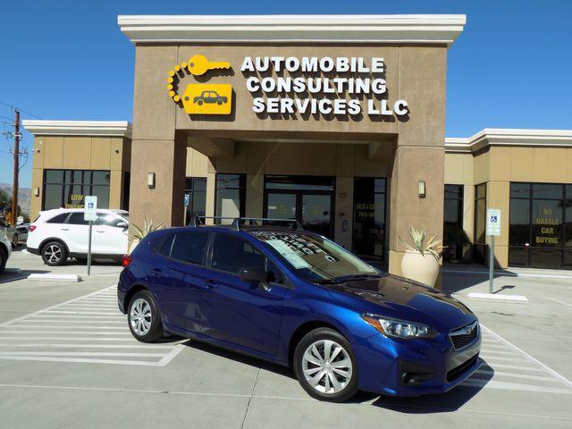 2017 Subaru Impreza 2.0i 5-door CVT for sale in Bullhead City, AZ