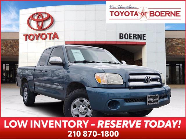 2006 Toyota Tundra SR5 for sale in Boerne, TX