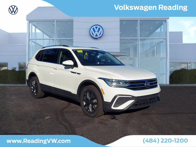 2022 Volkswagen Tiguan SE for sale in Leesport, PA