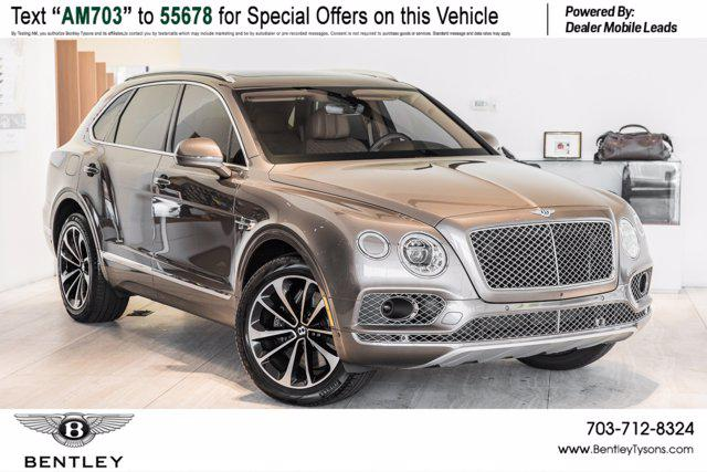 2018 Bentley Bentayga W12 Signature/Onyx Edition/Activity Edition/Mulliner/Black Edition for sale in Vienna, VA