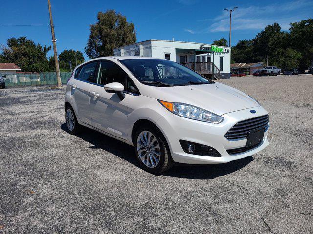 2017 Ford Fiesta Titanium for sale in Lakeland, FL