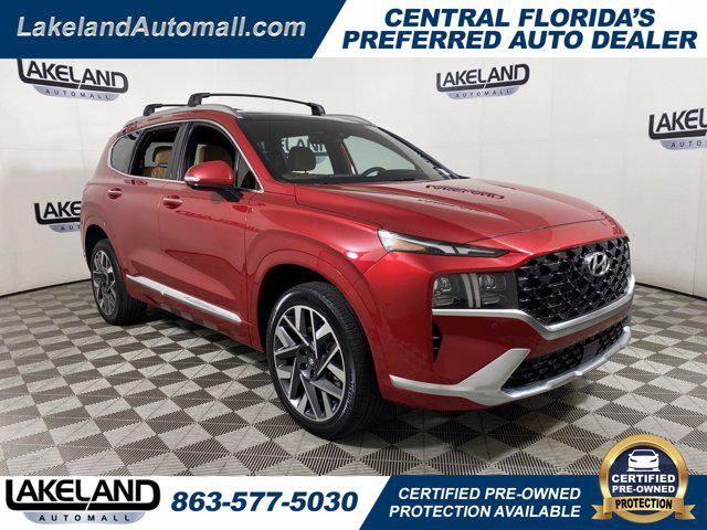 2021 Hyundai Santa Fe Calligraphy for sale in Lakeland, FL