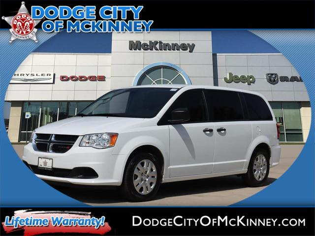 2020 Dodge Grand Caravan SE for sale in McKinney, TX