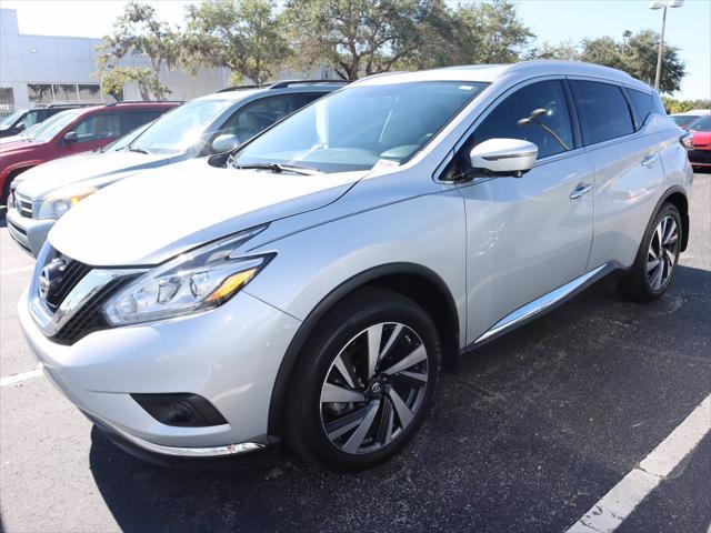 2018 Nissan Murano Platinum for sale in Orlando, FL