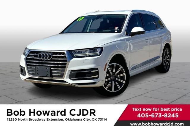 2017 Audi Q7 Prestige for sale in Oklahoma City, OK