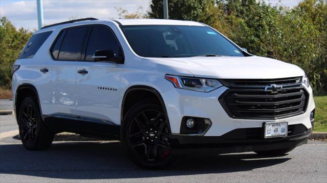 2018 Chevrolet Traverse Premier for sale in WInchester, VA