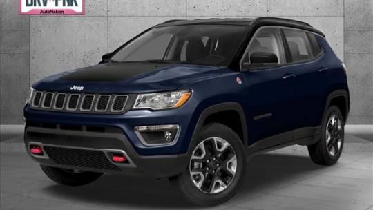 2021 Jeep Compass Trailhawk for sale in Bellevue, WA