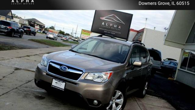 2015 Subaru Forester 2.5i Limited for sale in Downers Grove, IL