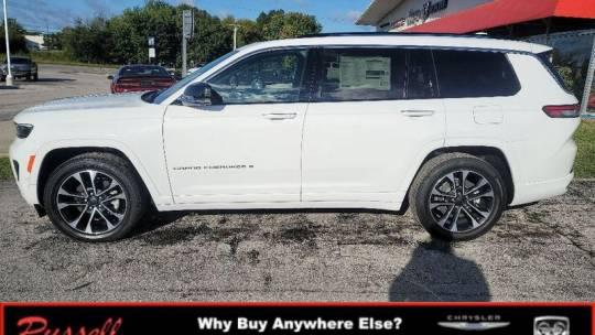 2021 Jeep Grand Cherokee Overland for sale in Winchester, TN