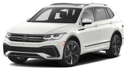 2022 Volkswagen Tiguan SE R-Line Black for sale in Hicksville, NY