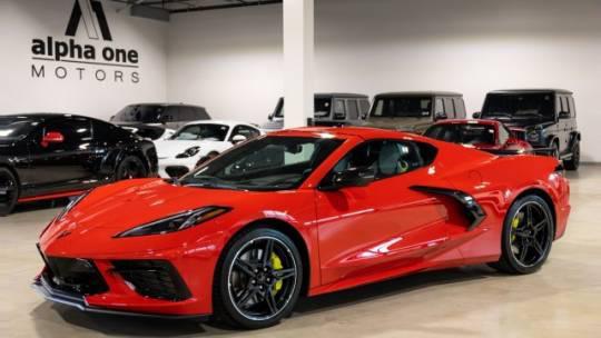 2022 Chevrolet Corvette 2LT for sale in Round Rock, TX