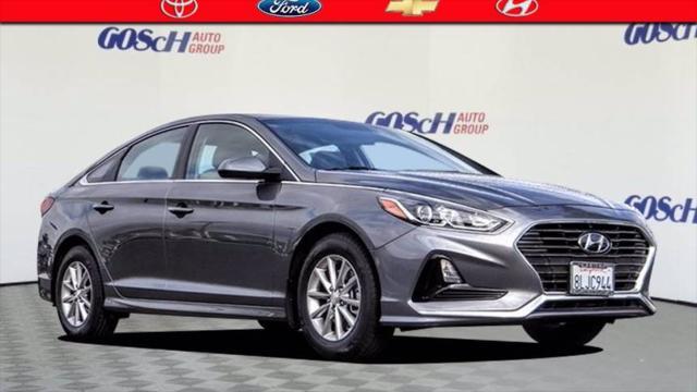 2019 Hyundai Sonata SE for sale in Hemet, CA