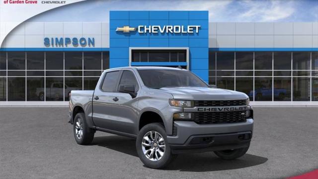 2021 Chevrolet Silverado 1500 Custom for sale in Garden Grove, CA