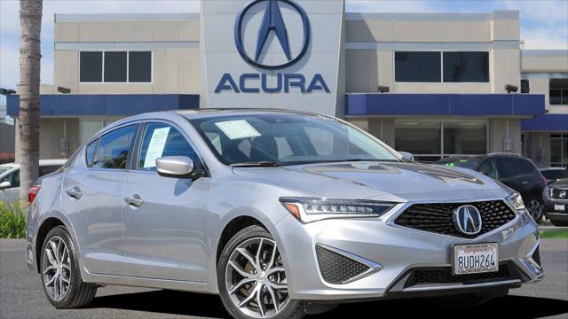 2020 Acura ILX w/Premium Pkg for sale in Valencia, CA