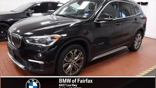 2017 BMW X1 xDrive28i for sale in Fairfax, VA