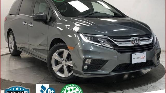2018 Honda Odyssey EX-L for sale in White Plains, NY
