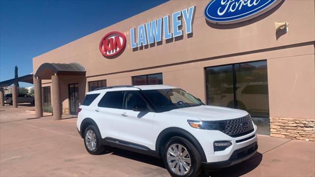 2021 Ford Explorer Limited for sale in Sierra Vista, AZ