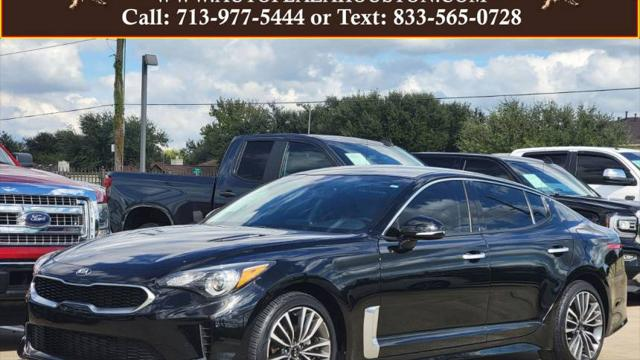 2019 Kia Stinger Base for sale in Richmond, TX