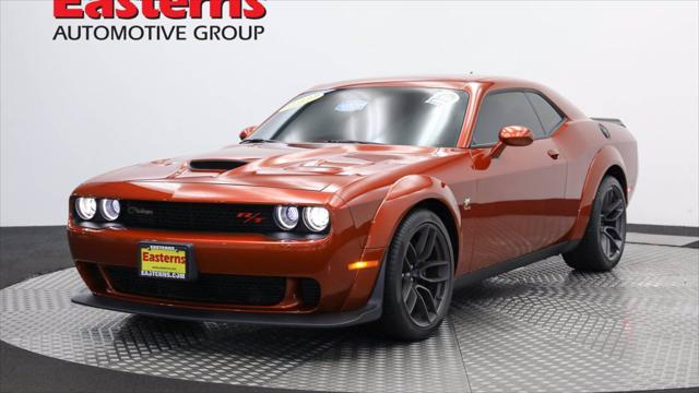 2021 Dodge Challenger R/T Scat Pack Widebody for sale in Alexandria, VA