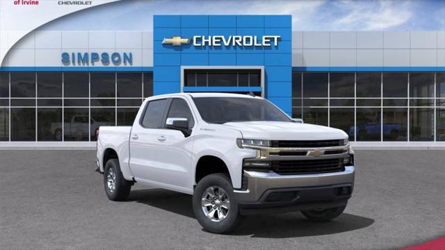 2021 Chevrolet Silverado 1500 LT for sale in Irvine, CA