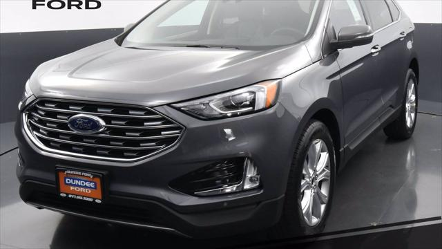 2021 Ford Edge Titanium for sale in East Dundee, IL