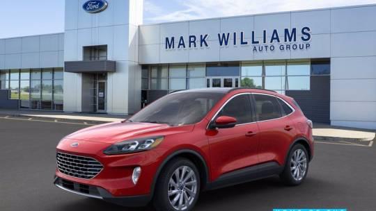 2021 Ford Escape Titanium Hybrid for sale in Cincinnati, OH
