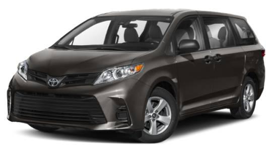 2020 Toyota Sienna LE for sale in Knoxville, TN