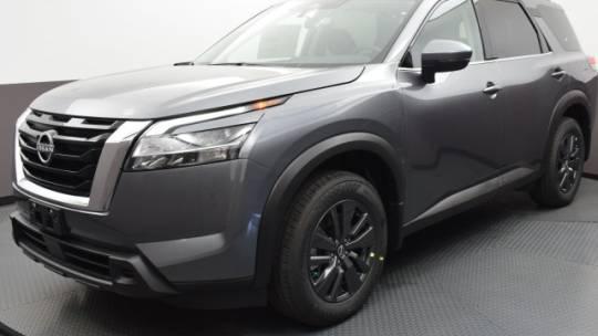 2022 Nissan Pathfinder SV for sale in Round Rock, TX