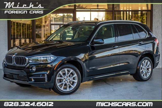 2014 BMW X5 DIESEL - AWD - NAV - PANO ROOF - VERY RARE - LOADED for sale in Hickory, NC