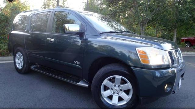 2005 Nissan Armada LE for sale in Chantilly, VA