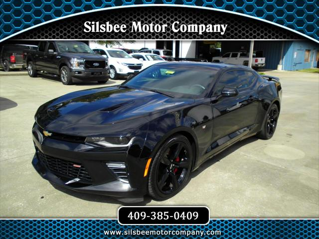 2018 Chevrolet Camaro 1SS for sale in Silsbee, TX