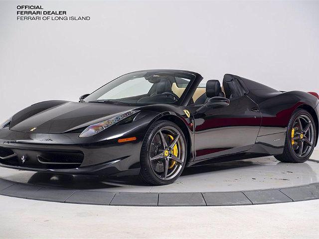 2013 Ferrari 458 Italia 2dr Conv for sale in Plainview, NY
