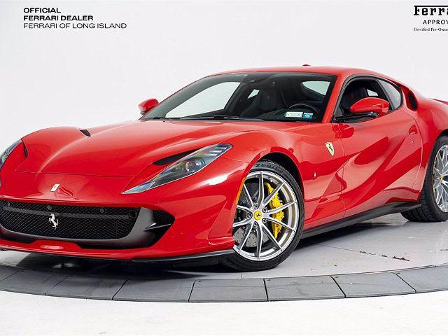 2019 Ferrari 812 Superfast Coupe for sale in Plainview, NY