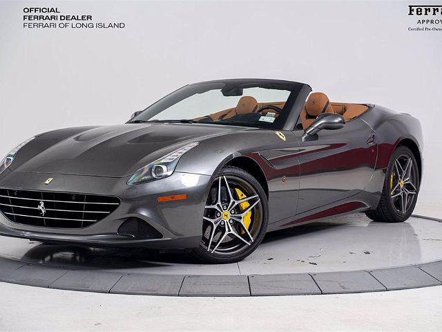 2016 Ferrari California 2dr Conv for sale in Plainview, NY