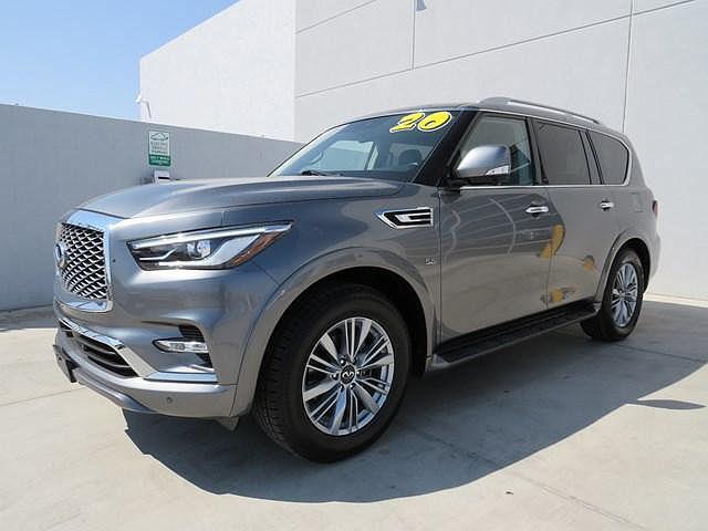 2020 INFINITI QX80 LUXE for sale in Yuma, AZ