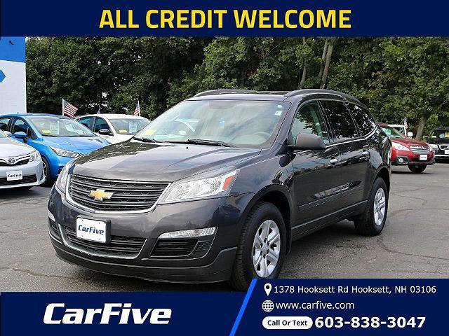 2016 Chevrolet Traverse LS for sale in Hooksett, NH